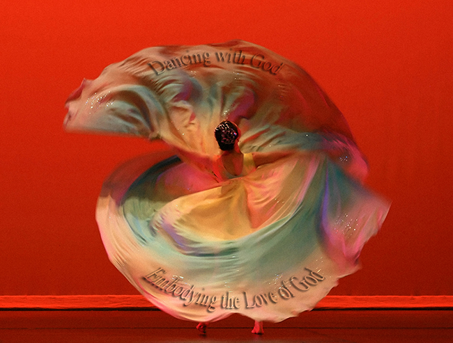 Dancing With God ~ Embodying the Love of God